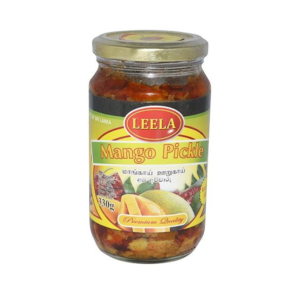 Leela - Mango Pickle 330g