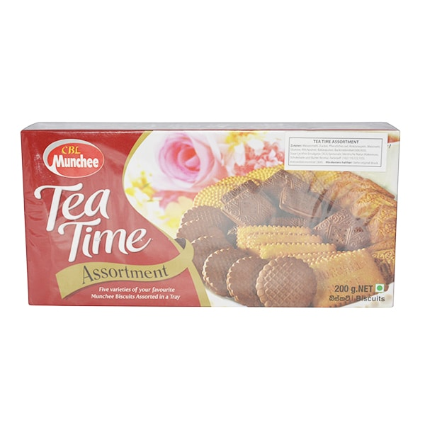 Munchee - Tea Time Assortment 200g (2)