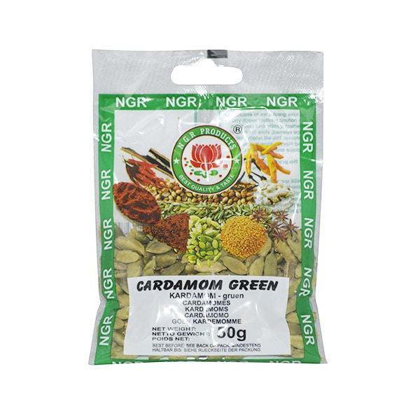 NGR - Cardamom Green 50g