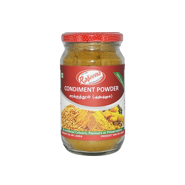 Rabeena - Condiment Powder 200g