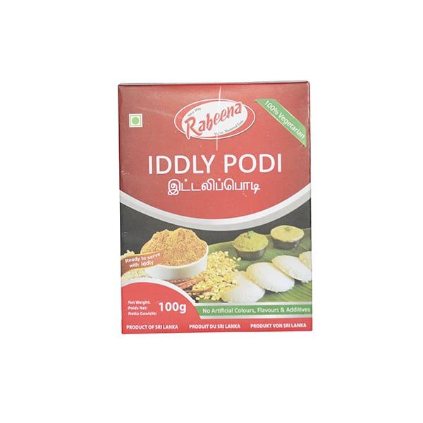 Rabeena - Iddly Podi 100g