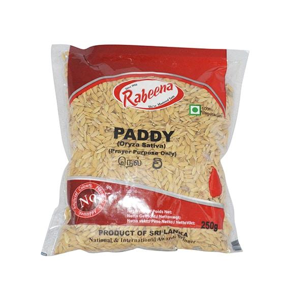 Rabeena - Paddy (Prayer Purpose Only) 250g