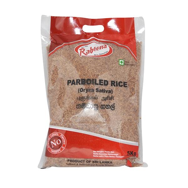 Rabeena - Parboiled Rice 5kg