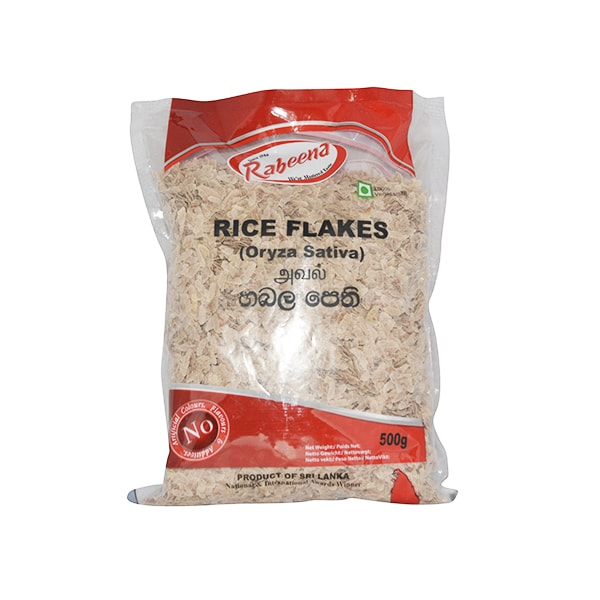 Rabeena - Rice Flakes Red 500g