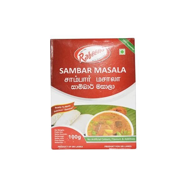 Rabeena - Sambar Masala 100g
