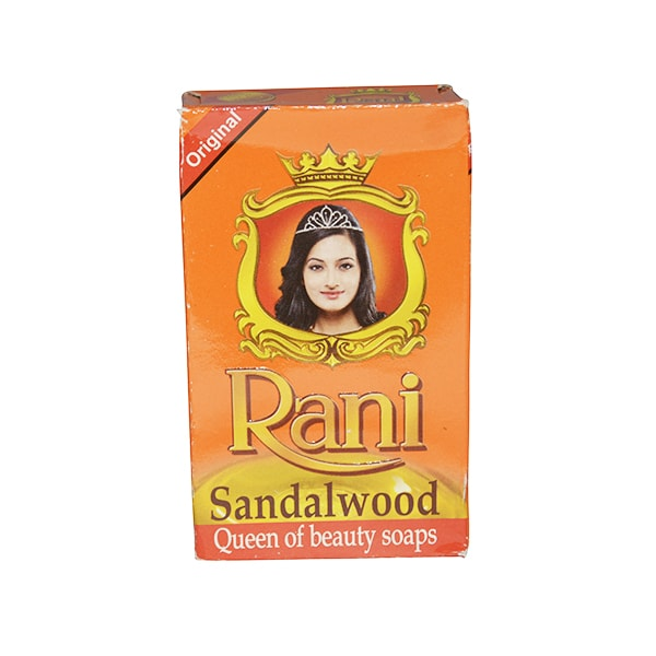 Rani - Sandalwood Soap 90g