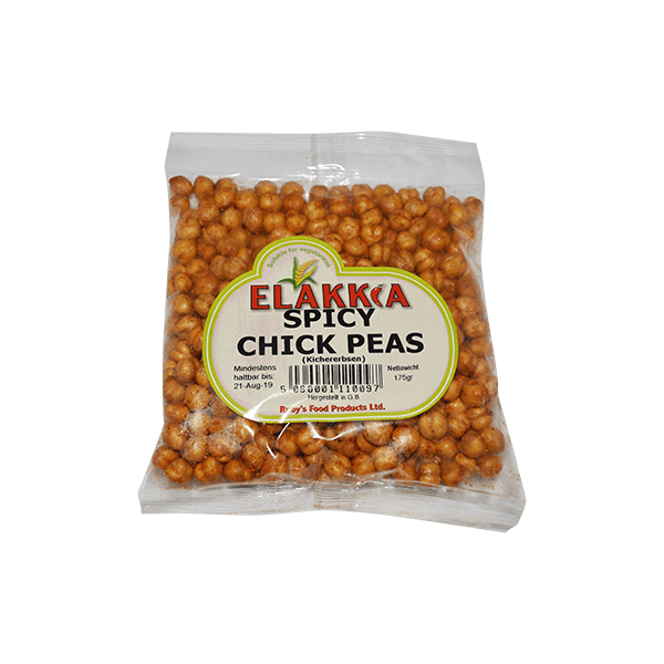 Elakkia - Spicy Chickpeas 175g