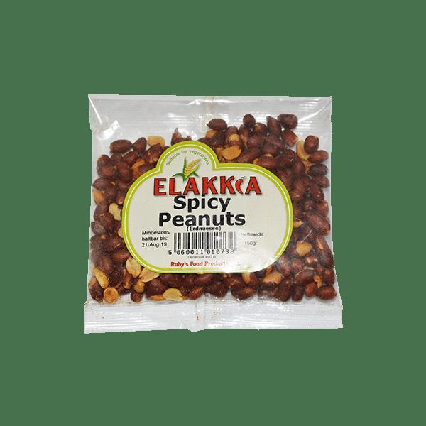 Elakkia - Spicy Peanuts 150g