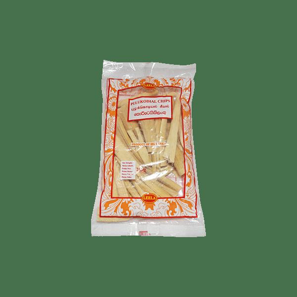 Leela - Pulukodial Chips 200g