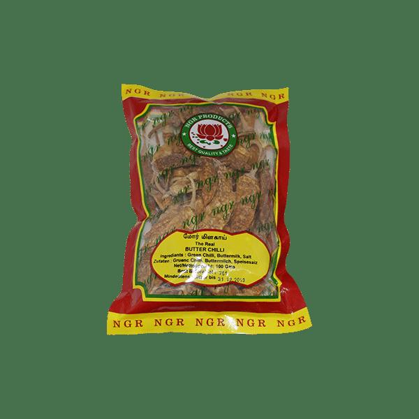 NGR - Butter Chilli 100g