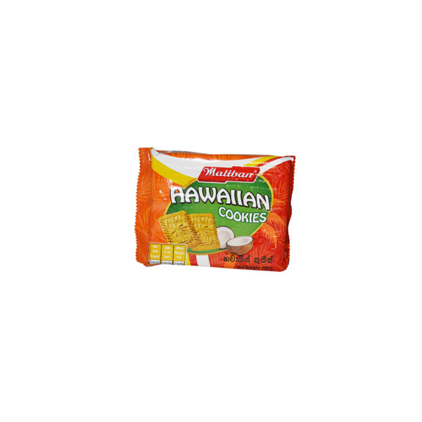 Maliban - Hawaiian Cookies 200g