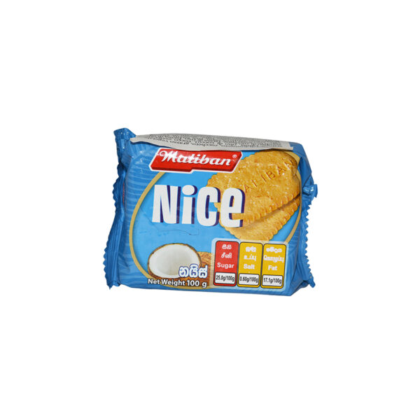 Maliban - Nice Coconut Biscuit 100g