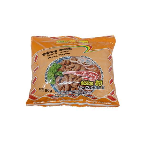 Wiji Soya - Soya Meat Prawn Flavour 90g